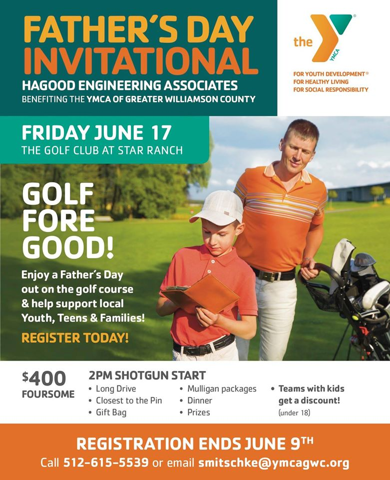 YMCA Father's Day Golf Invitational