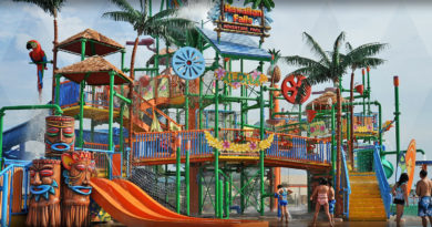 Hawaiian Falls hosts Friday Palooza