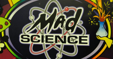 Mad Science Space Frontier Workshop at Safari Champ
