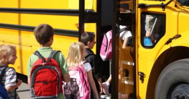 Stuff the Bus Drive School Supply Drive benefiting RRISD Students