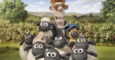 Family Movie at the Library: Shaun the Sheep