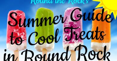 Cool Treats & Eats in Round Rock | Summer 2016
