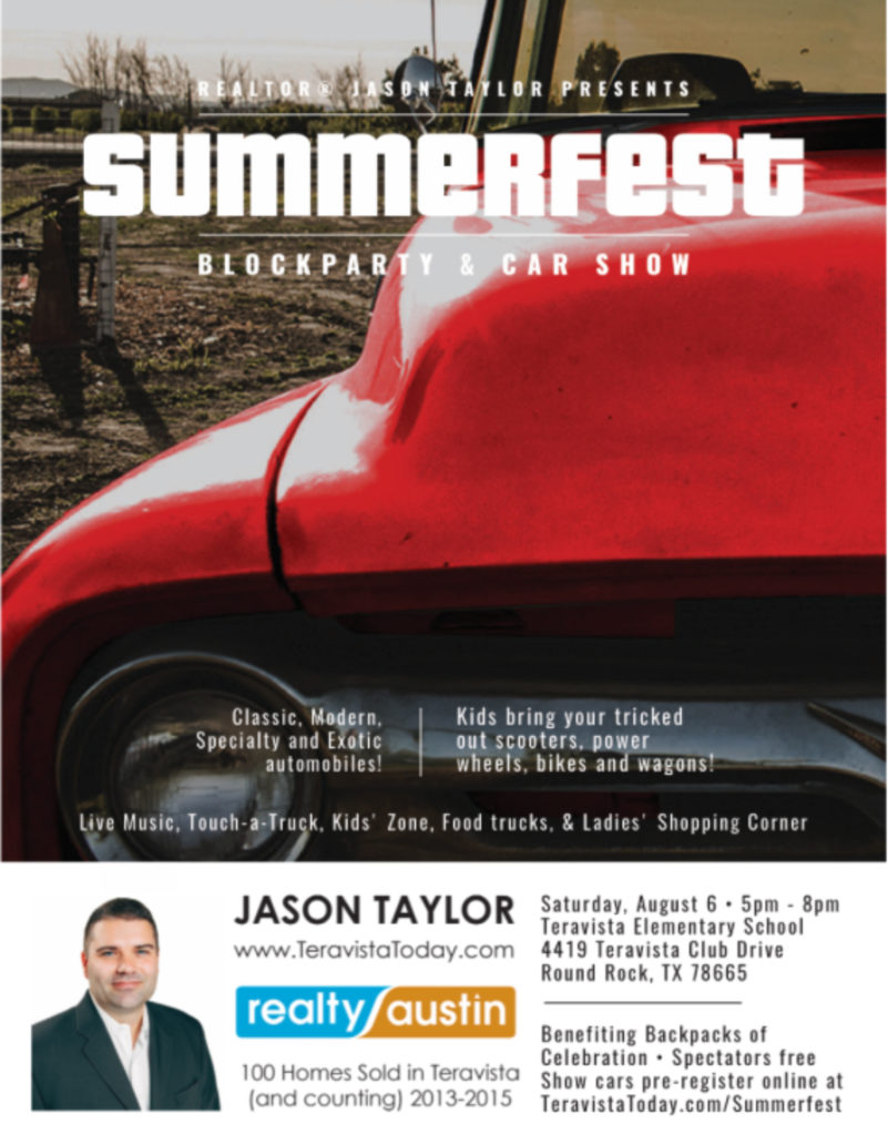Summerfest Block Party & Car Show