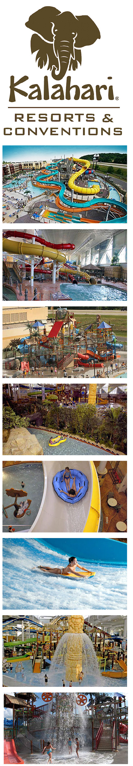 City of Round Rock Hosts Kalahari Resorts Open House