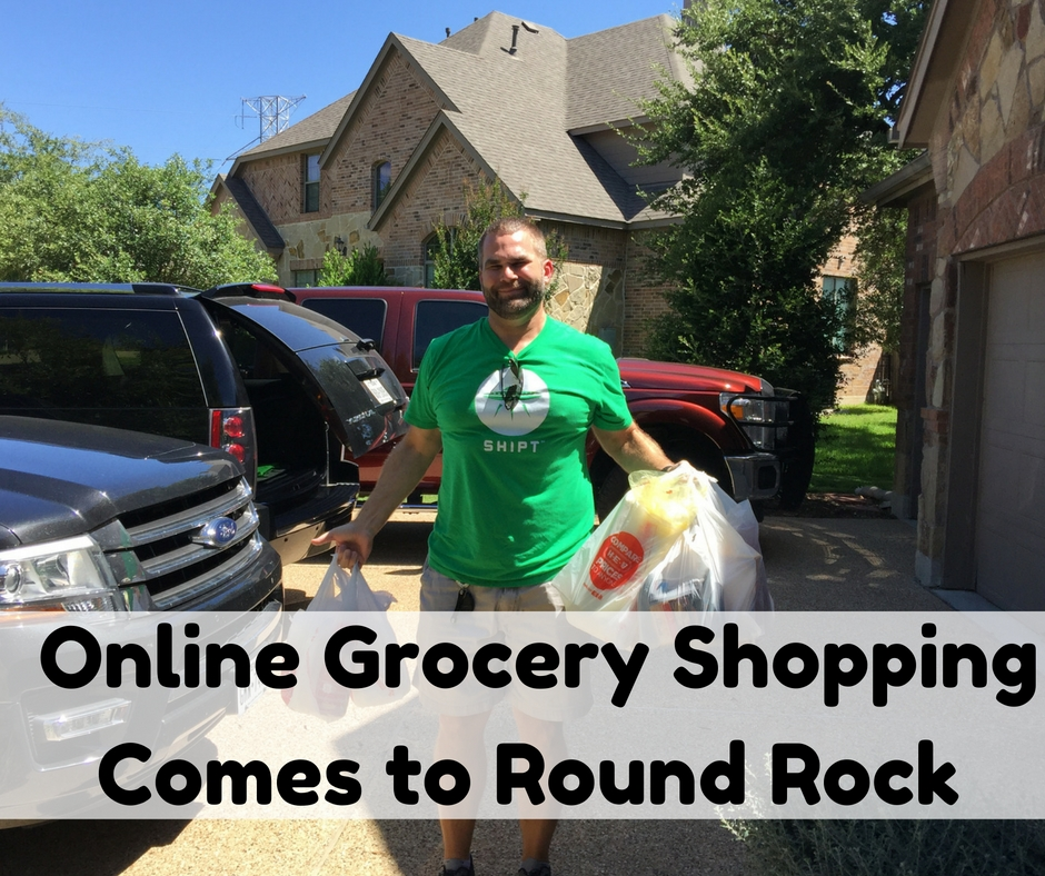 Online Grocery Shoppng Comes to Round Rock