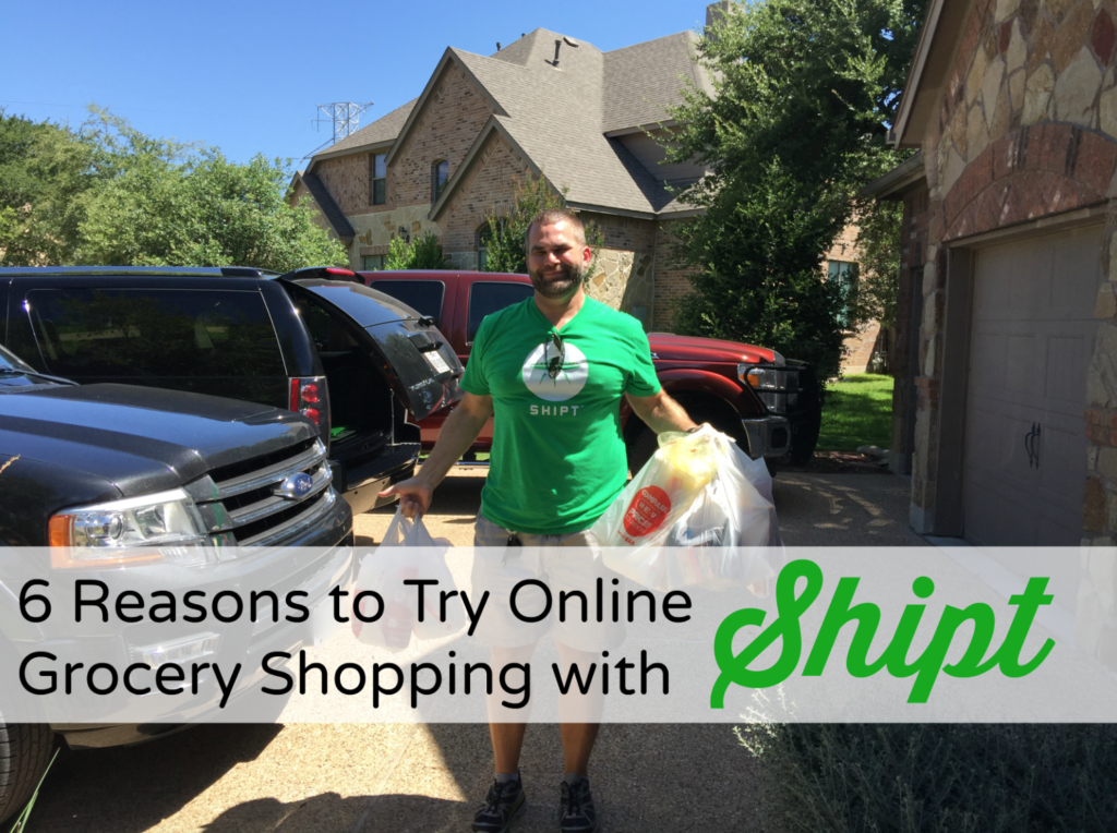 6 Reasons to Try Online Grocery Shopping with Shipt