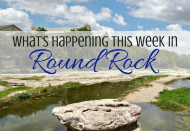 What's Happening this Week in Round Rock: March 16-22, 2020