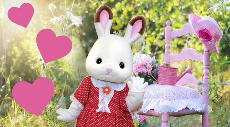 Calico Critters Party at Kaleidoscope Toys