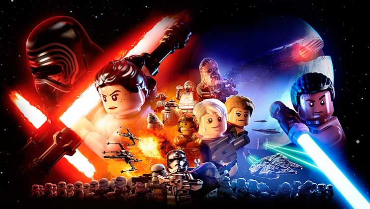 LEGO® Star Wars Rogue One Build Event at Barnes & Noble