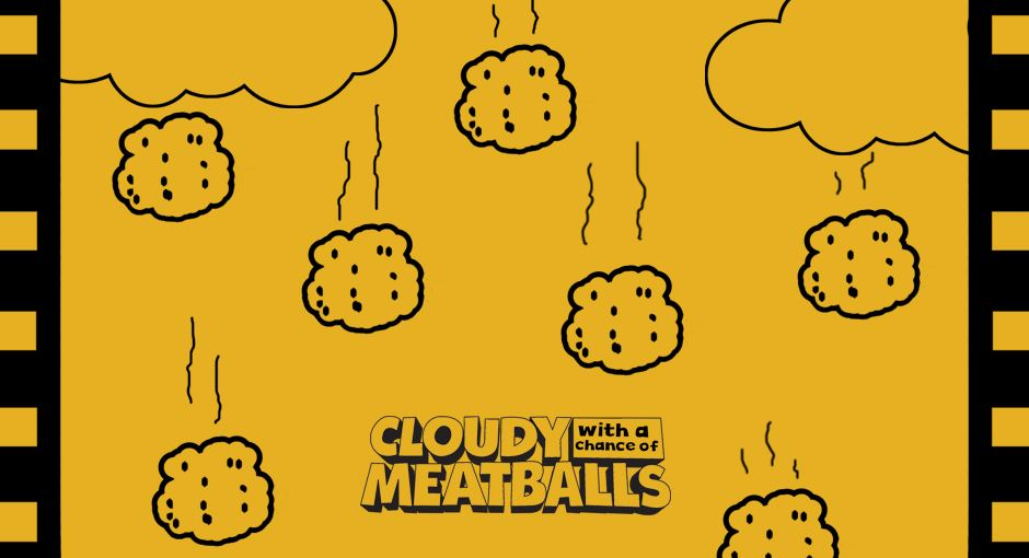 "Flix Brewhouse presents ""Cloudy with a Chance of Meatballs"""