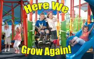 City of Round Rock and Play For All Foundations Announce Plans to Expand Play for All Park