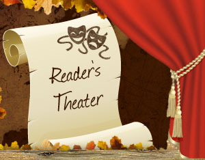 Homeschooling Round Rock: Readers Theater at the Library