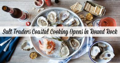Salt Traders Coastal Cooking Opens in Round Rock