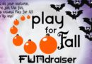 Play for Fall Fundraising Event | October 21, 2016