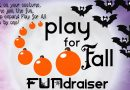Play for Fall Fundraising Event | October 23, 2020
