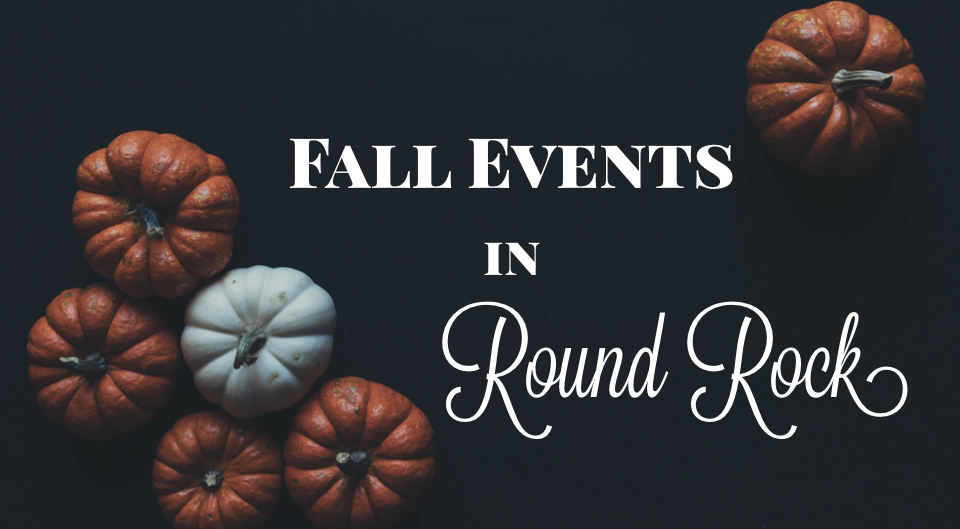 Fall Events in Round Rock