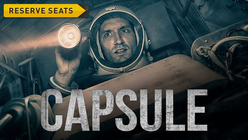 """Capsule"" Special Premiere at Flix Brewhouse"
