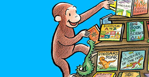 """""""A Very Curious Saturday"""" with the Curious George"""