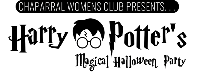 Chaparral Women's Club hosts Harry Potter's Magical Halloween Party