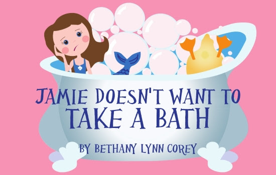 """Pollyanna Theatre presents """"Jamie Doesn't Want to Take a Bath"""" (ages 2-5)"""