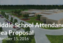New RRISD Middle School Alignment Recommendations