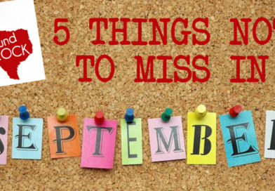 5 Events You Don't Want to Miss in September