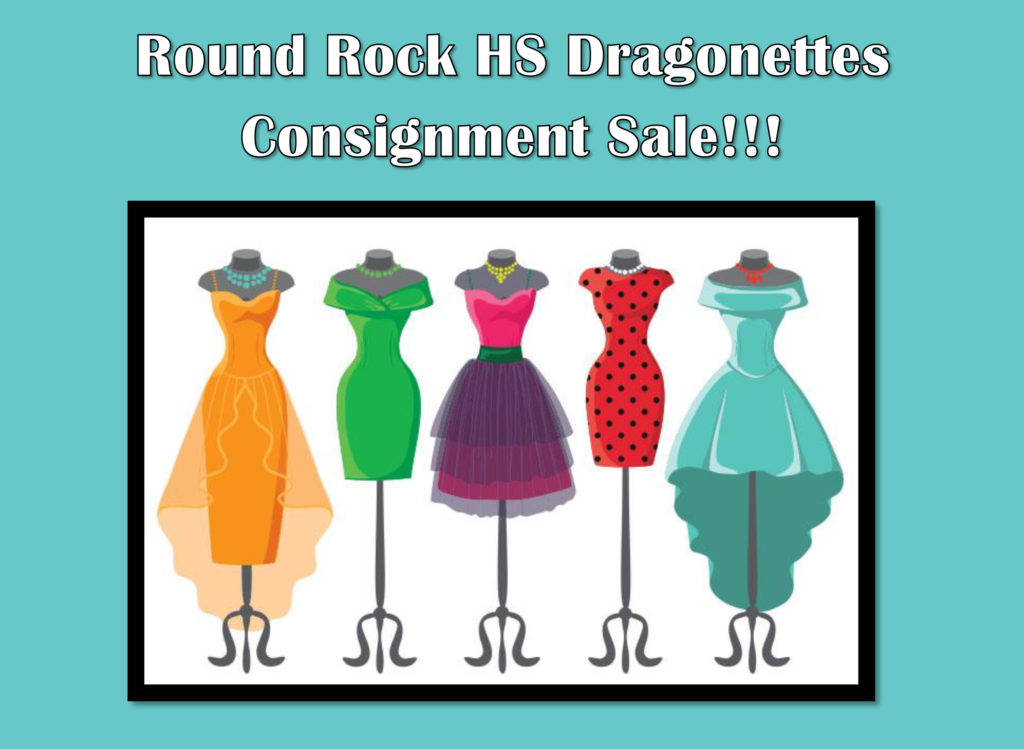 RRHS Dragonettes Dress and Costume Consignment Sale