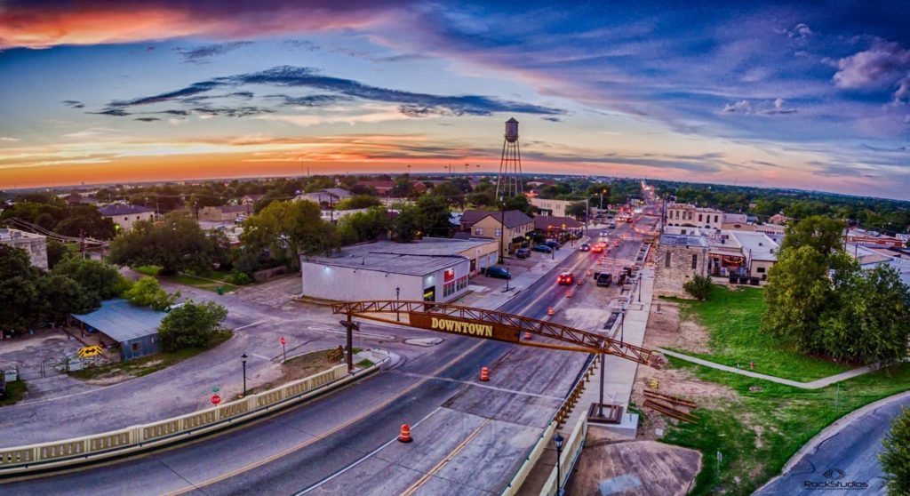 Round Rock Date Nights - Downtown Round Rock