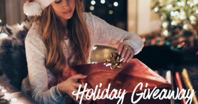 Round Rock Holiday Gift Guide Giveaway