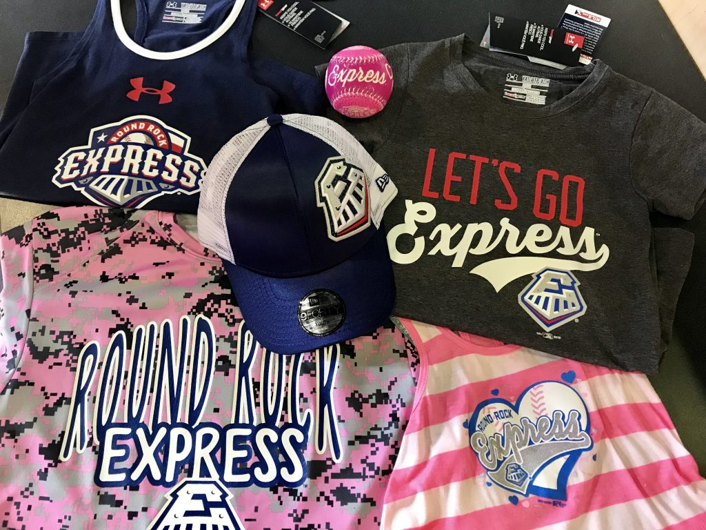 Round Rock Gift Guide - Round Rock Express