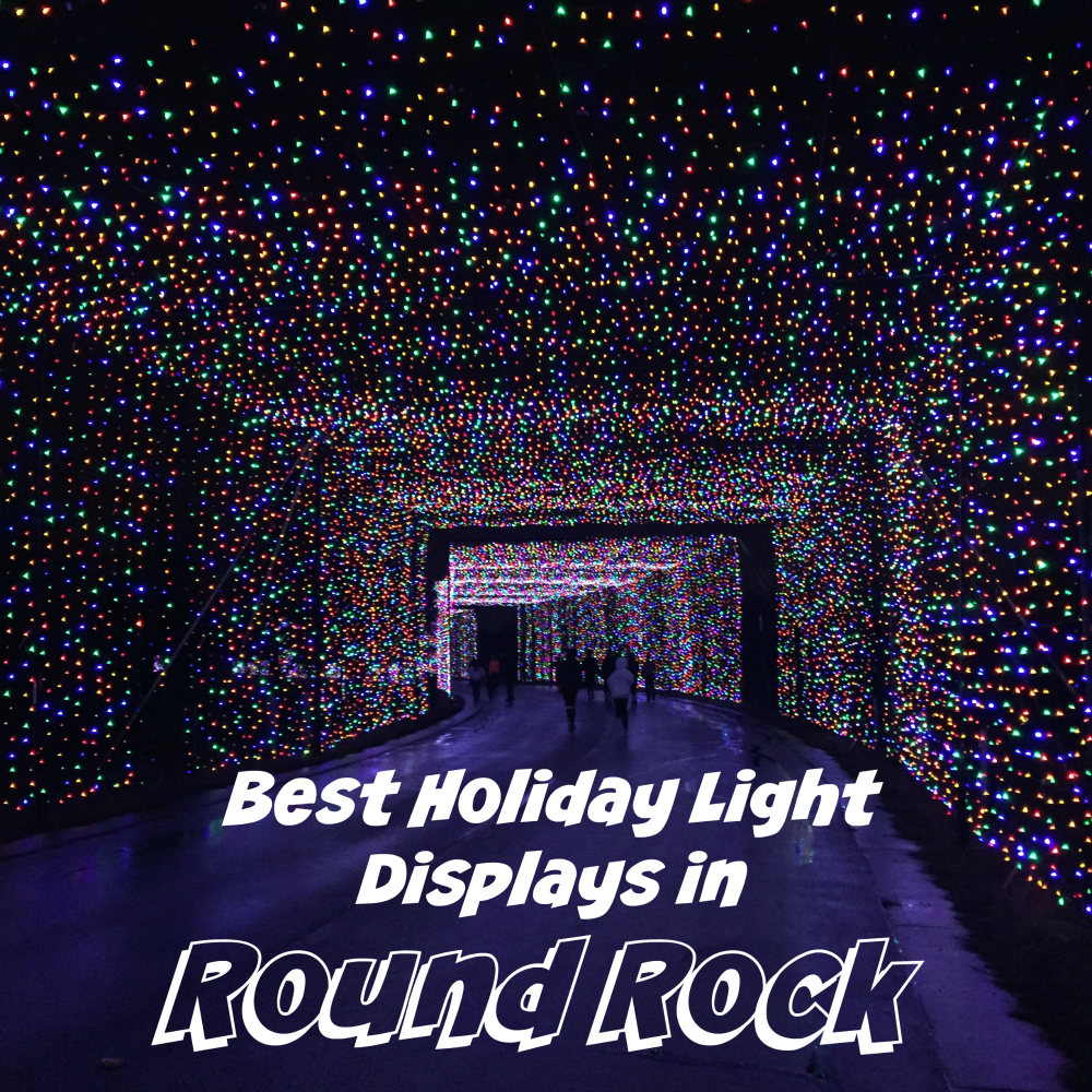 Holiday Lights in Round Rock
