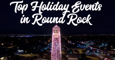 Top Holiday Events in Round Rock | 2017