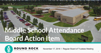 RISD Board Approves Middle School Boundaries