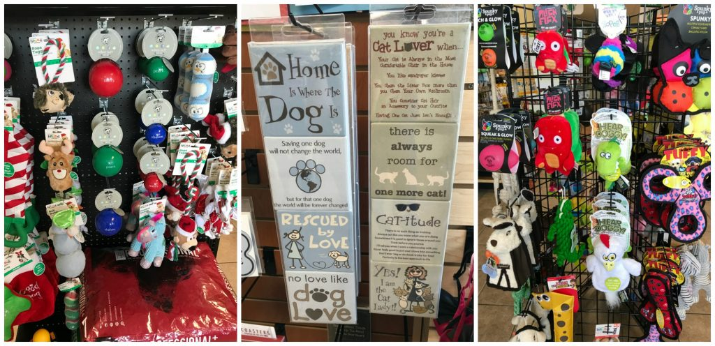 Round Rock Gift Guide - Natural Pawz