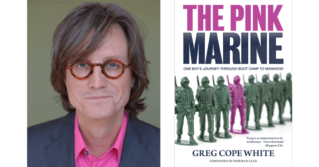 "Author Event at Barnes and Noble featuring ""The Pink Marine"""