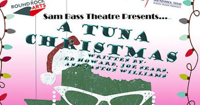 "Sam Bass Community Theatre presents ""A Tuna Christmas"""