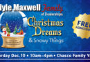 Nyle Maxwell's Christmas Dreams & Snowy Things | December 10, 2016