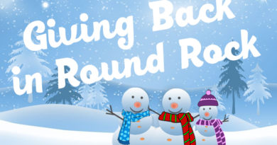 6 Ways to Give Back in Round Rock During the Holidays