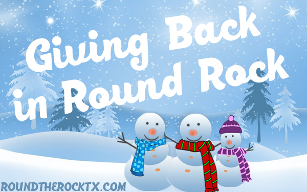 Give Back in Round Rock