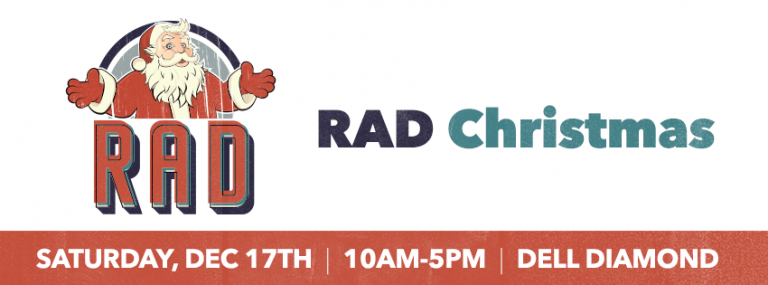 RAD Christmas Event for Children with Special Needs