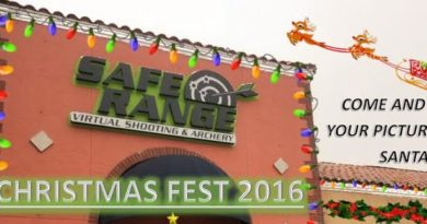 Christmas Fest at Safe Range