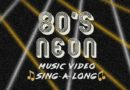 Flix Brewhouse presents 80's Neon Music Video Sing-A-Long | January 25, 2017