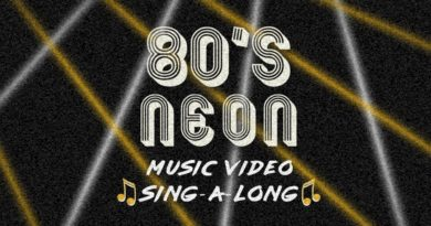 Flix Brewhouse presents 80's Neon Music Video Sing-A-Long