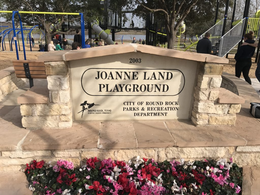 Joanne Land Playground