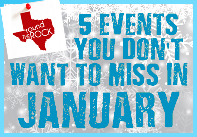 5 Events You Don't Want to Miss in January