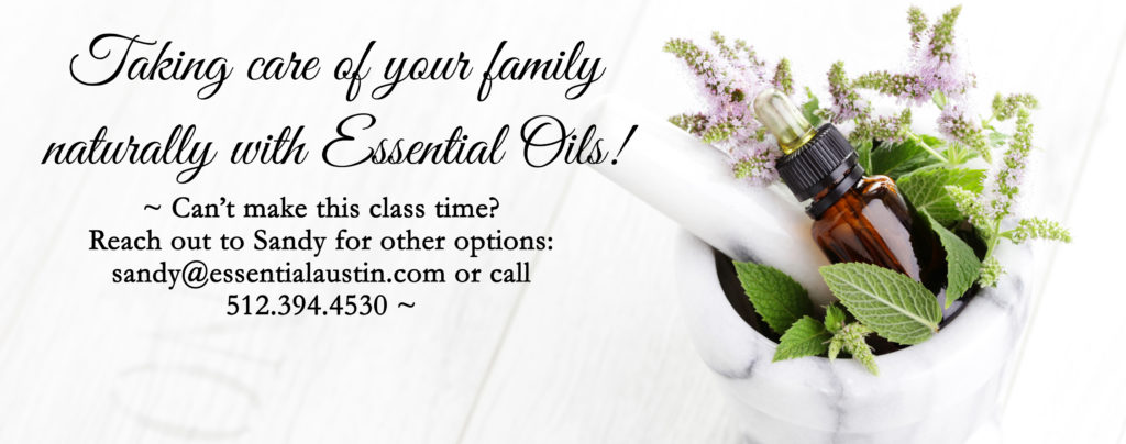 Essential Oils 101 at BabyEarth