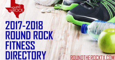 2017-2018 Round Rock Fitness Directory
