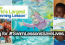 World's Largest Swimming Lesson at Cat Hollow Pool | June 22, 2017