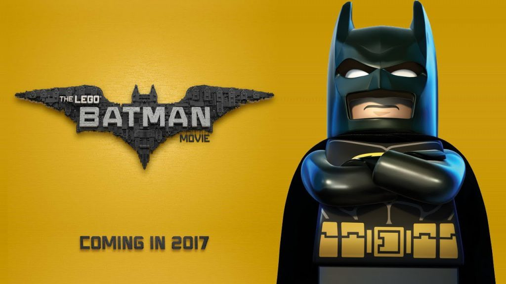 LEGO Batman Movie Event at Barnes & Noble