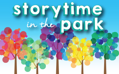 Brushy Creek Story Time at Racine Woods Park
